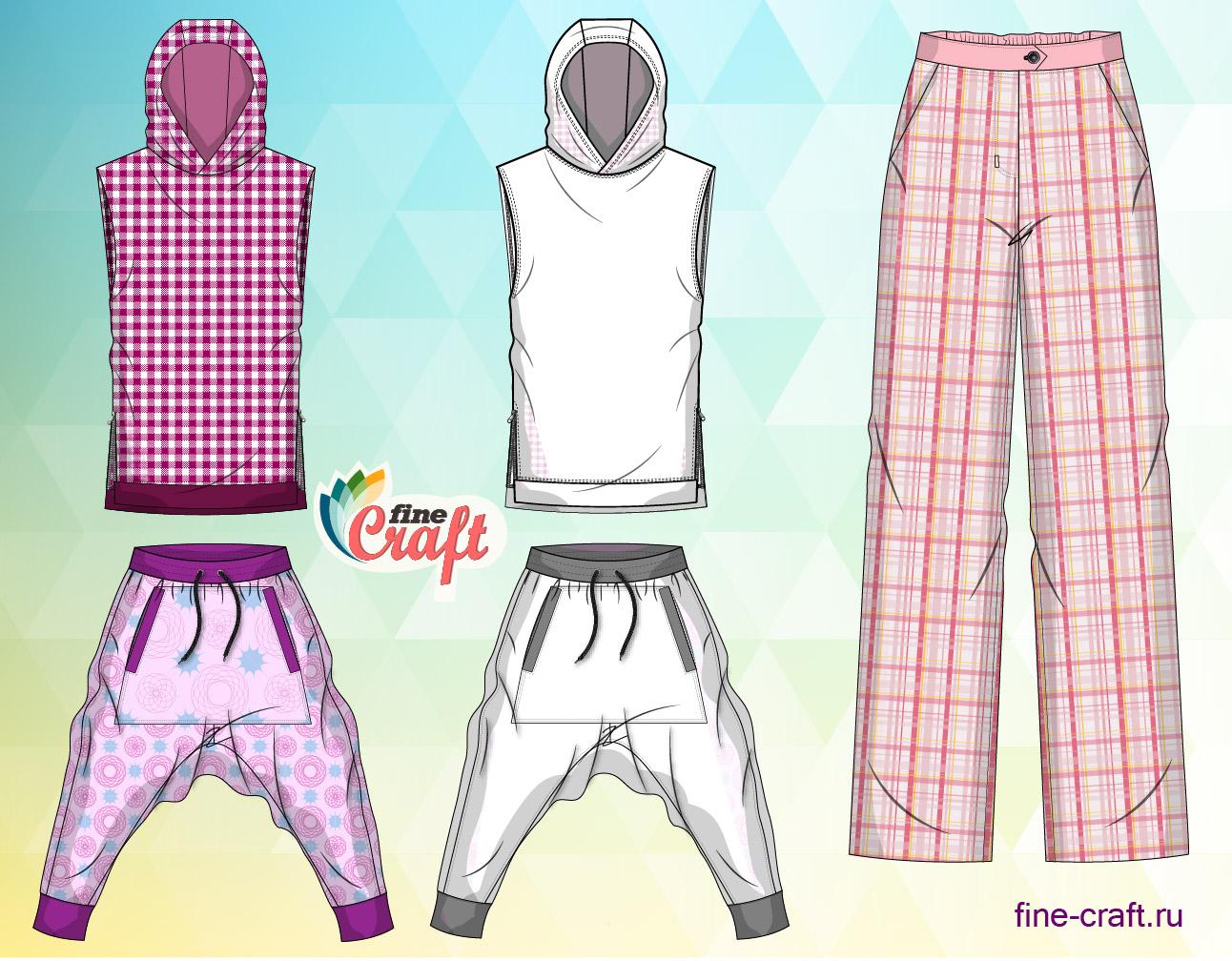 Программа для дизайнеров одежды онлайн