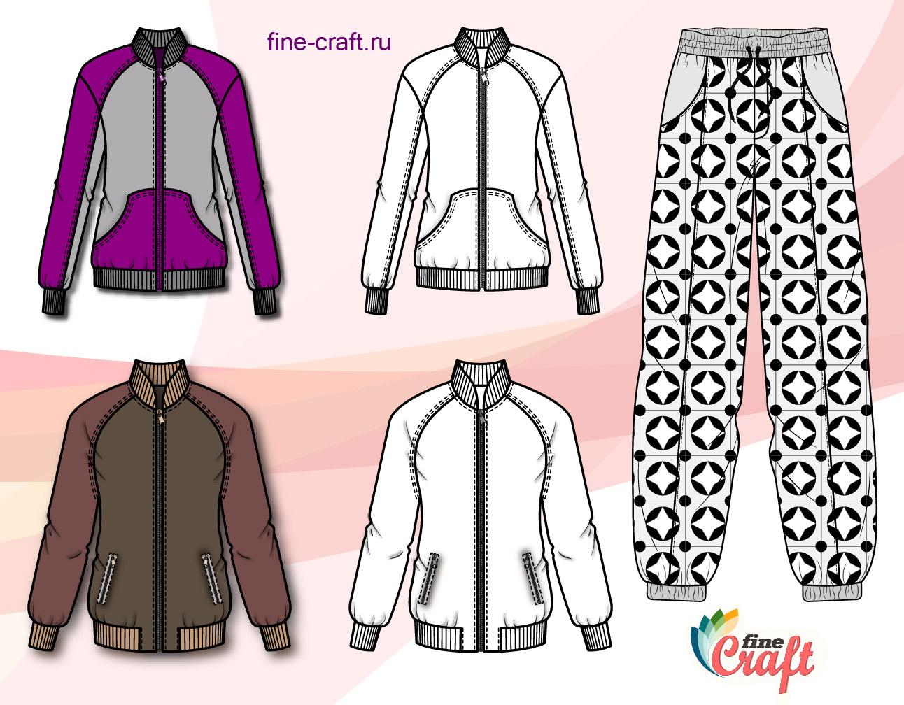 Спортивная одежда (2)